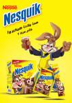 Nesquik magazine AD