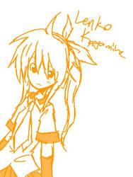 Draw by my friend in fb by sean13350