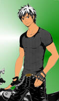 Jacob Black: Another Request