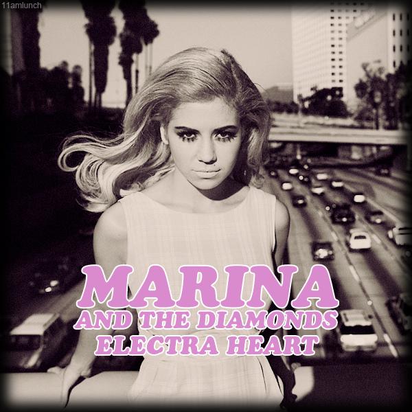 Marina And The Diamonds Logo Marina And The Diamonds