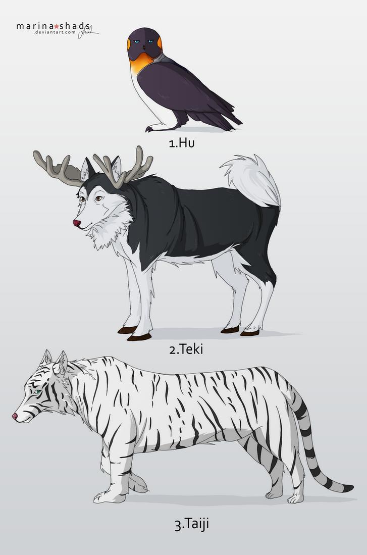 Avatar The Last Airbender Animals Names 79924 | PIXHD