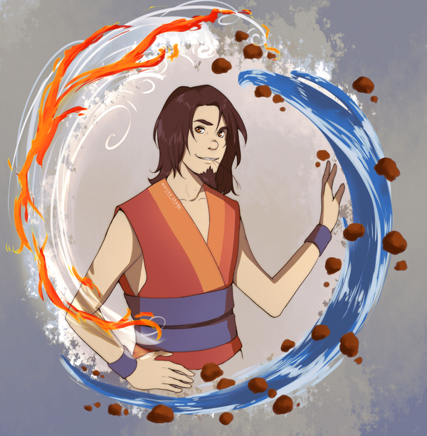 Avatar Wan: The Wan And Only By Marina-Shads On DeviantArt