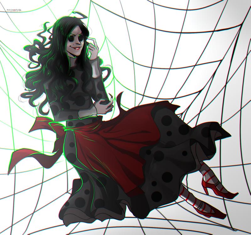 Web of Seduction by Marina-Shads