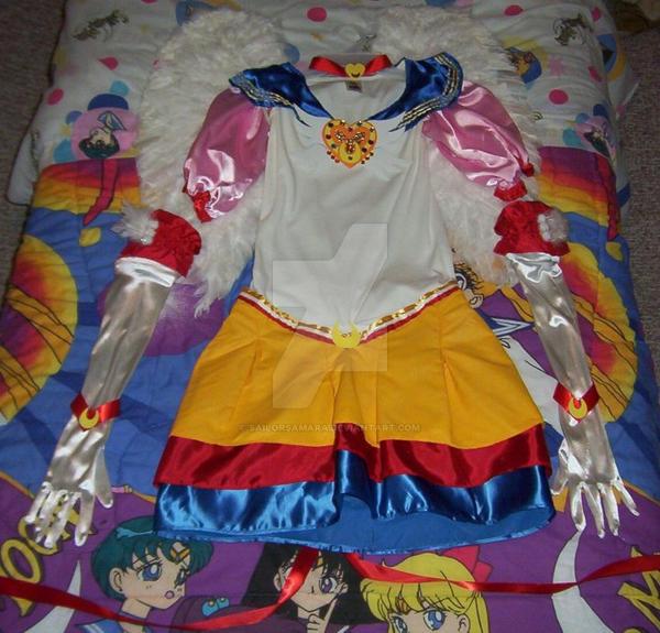 Eternal Sailor Moon Costume/Cosplay by SailorSamara