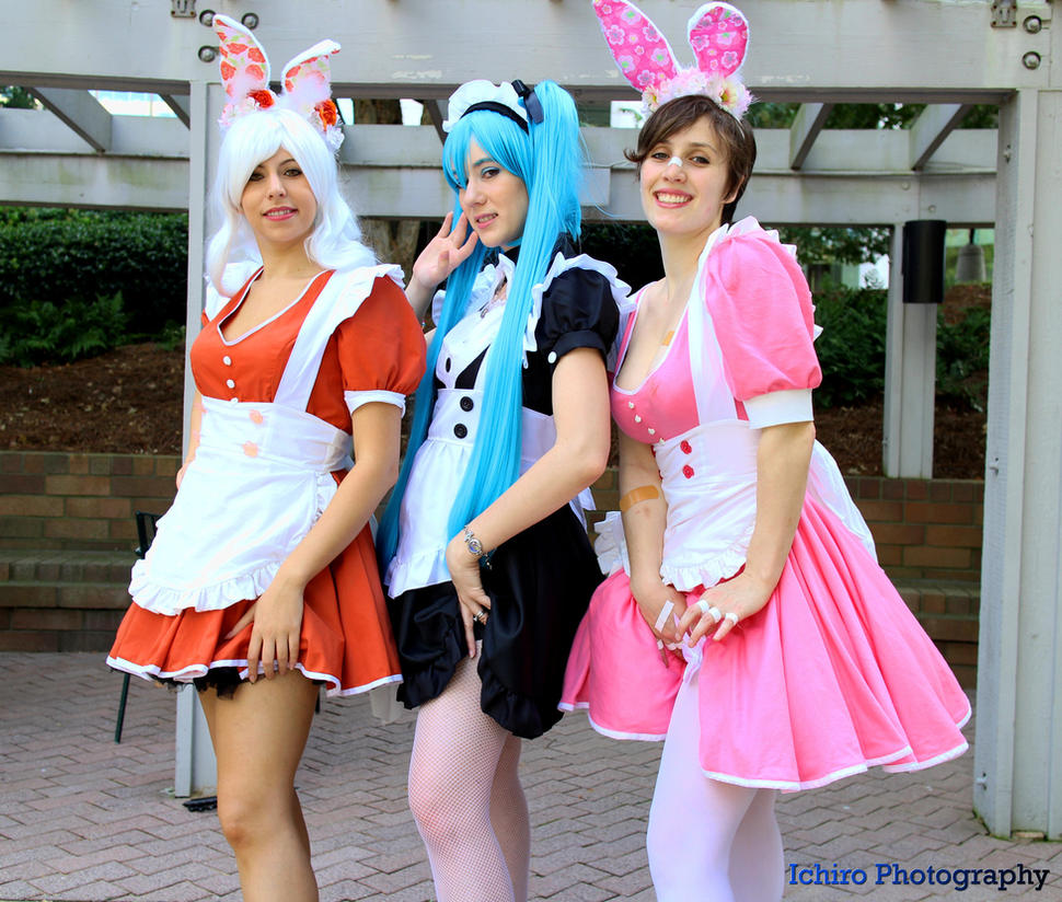 We Be Sexy Maids by SailorSamara
