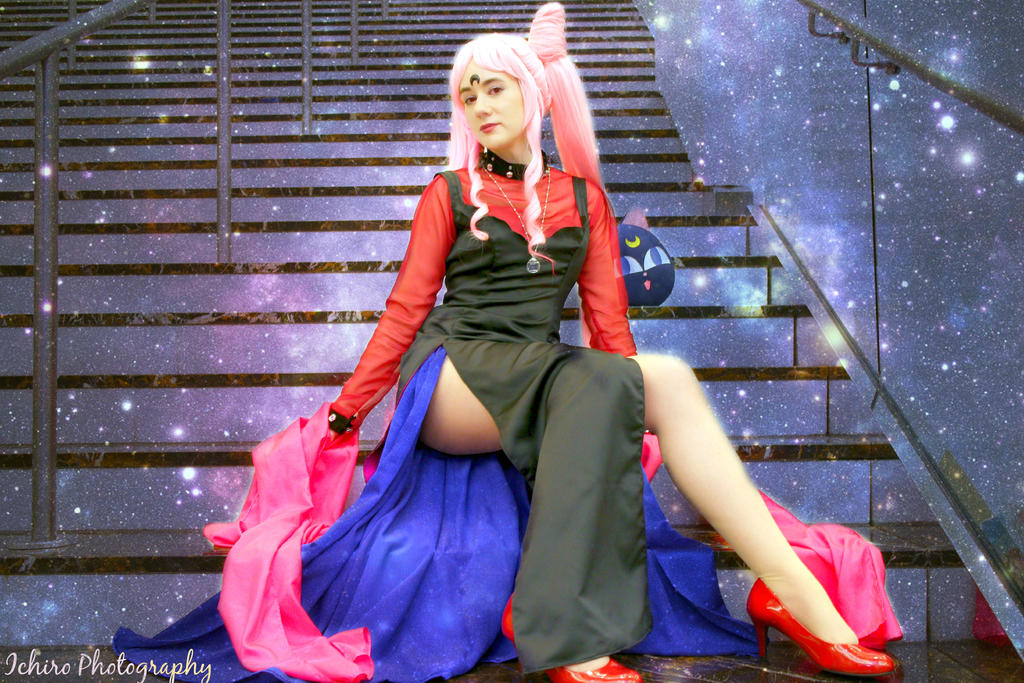 Dark Lady Sailor Moon Cosplay