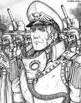 Commissar (portrait)