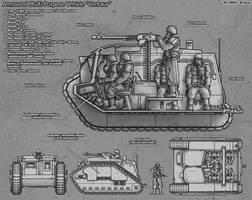 Armoured Multi-Purpose Vehicle 'Centaur'