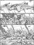 Valkyries airstrike