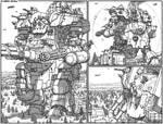 Mega Gargant by Gray-Skull