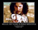 This is Inigo Montoya