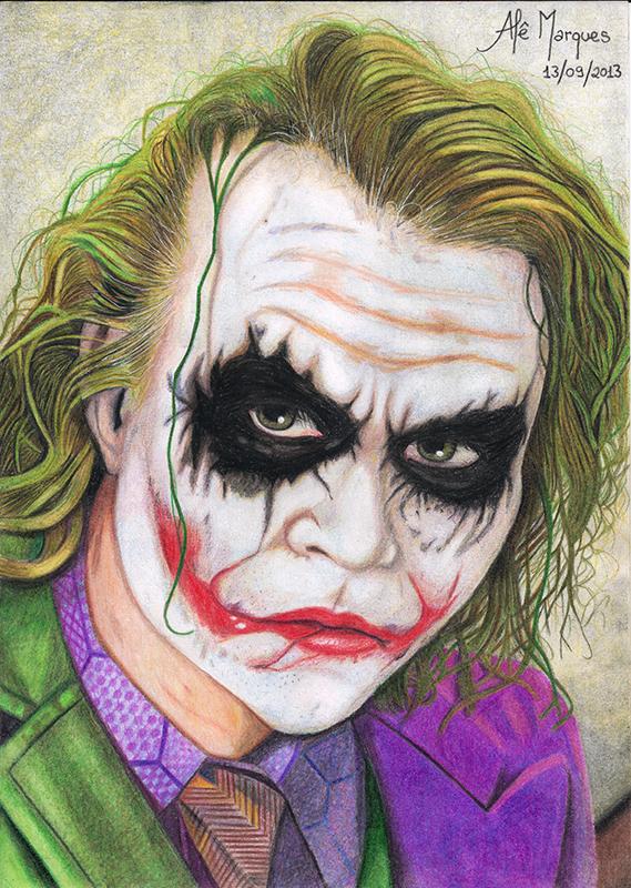 Joker by Ale