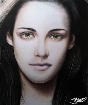 Kristen Stewart retrato