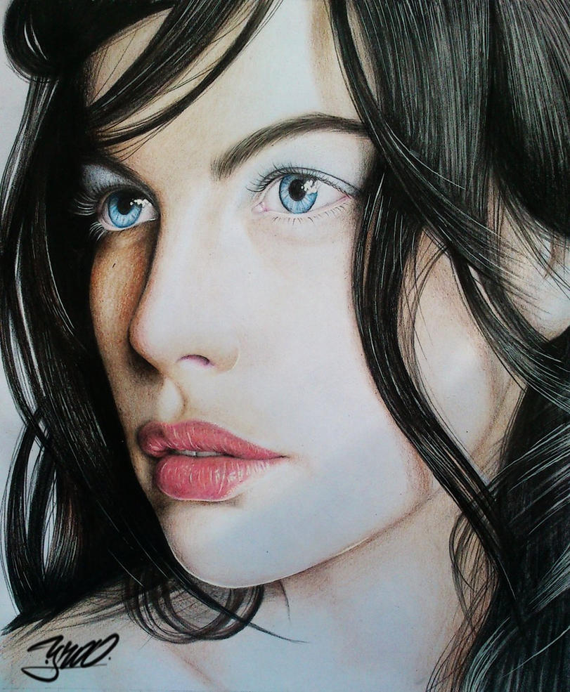 Liv Tyler by yrastilo