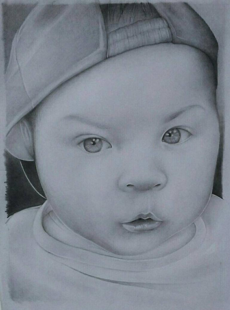 retrato seba 2 by yrastilo