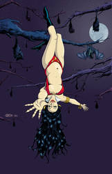 Vampirella Being Batty Colors 300dpi
