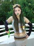 Aphrodite IX cosplay