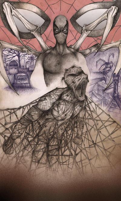 Spider-Man: The Rebirth. color by JohnVichlenski