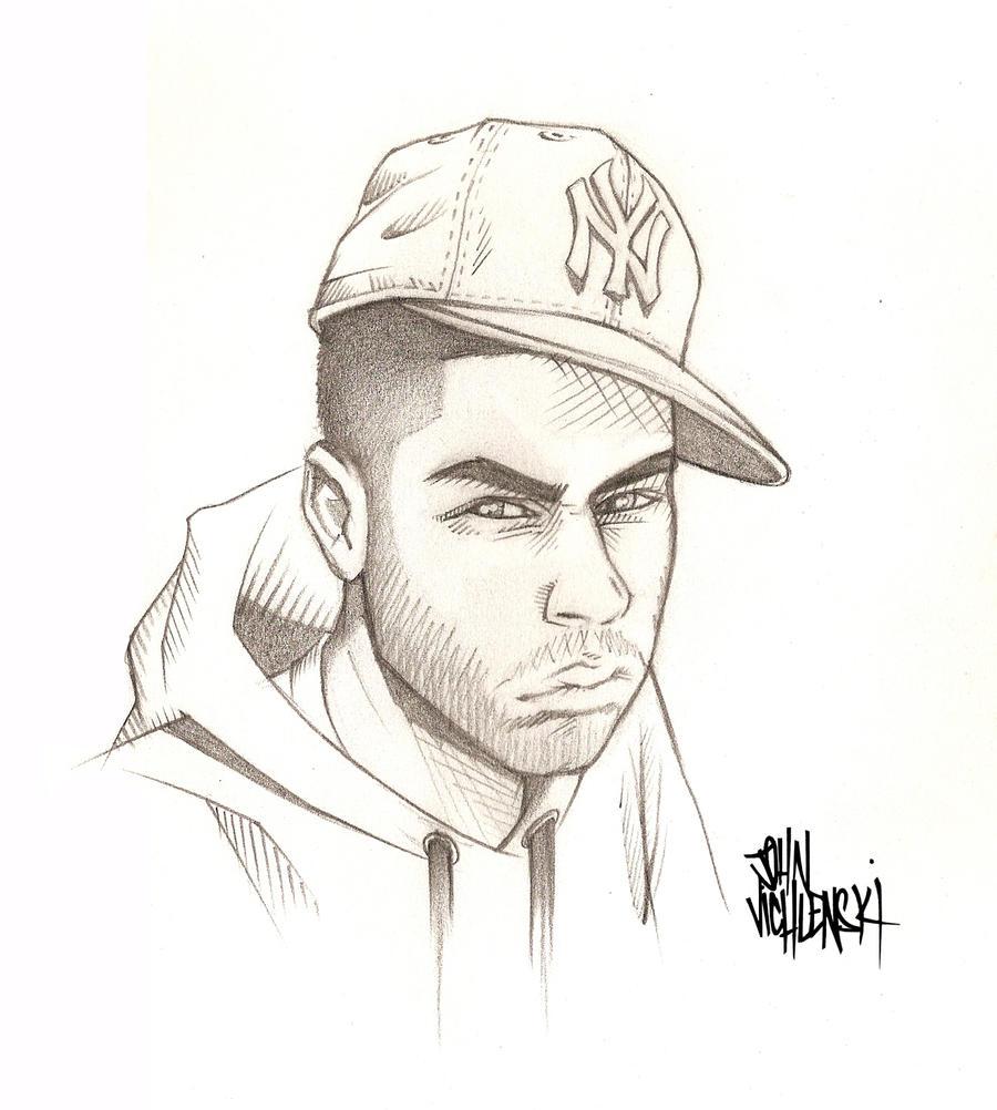 How To Draw Raper