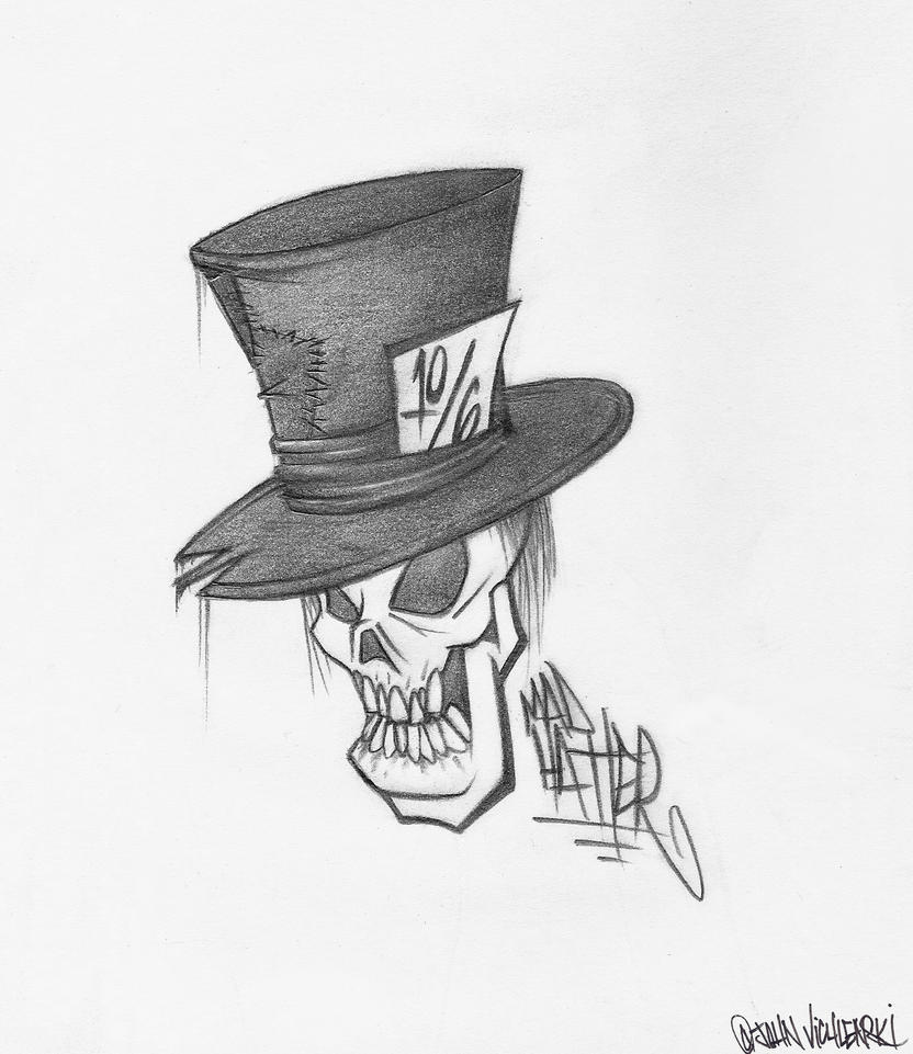 mad hatter by johnvichlenski on deviantart