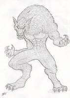 werewolf SK by srt2024