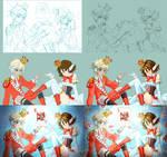 Nuname Collage