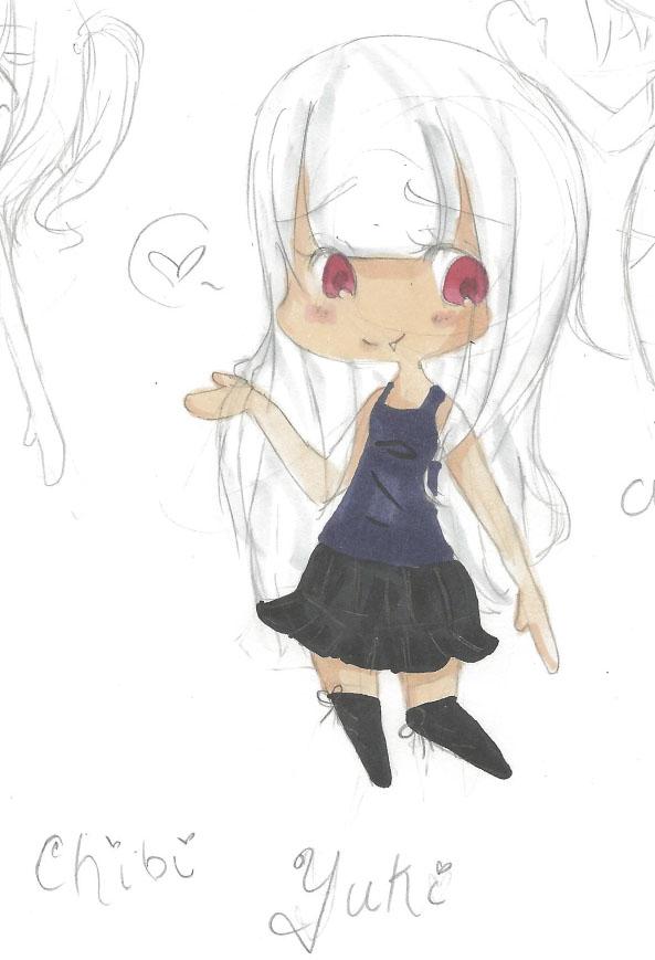 Yuki ~ Chibi Ver. by animefangurl02