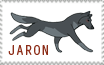 Jaron stamp by Quomlon