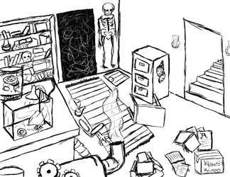Myrnin's Lab: Rough
