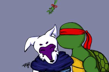 Merry Xmas Alopex and Raphael