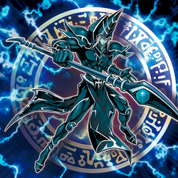 Dark Magician (The Dark side of Dimensions) 1080p by Yugi-Master