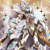 Black Luster Soldier - Sacred Soldier by Yugi-Master