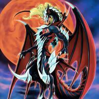 Number 24: Dragulas the Vampiric Dragon by Yugi-Master