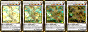 Blue-Eyes Spirit Dragon Ghost Gold Rare