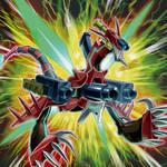 Three Burst Blast Dragon