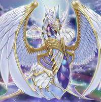 Ultimate Crystal Rainbow Over Dragon by Yugi-Master