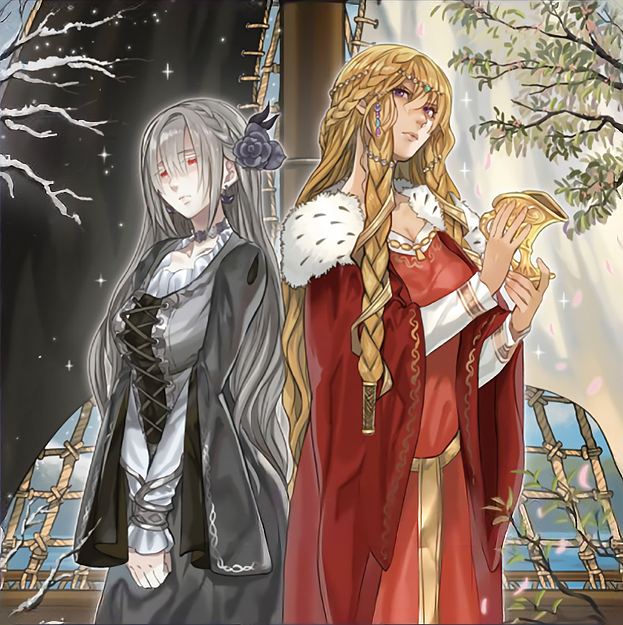 Kết quả hình ảnh cho Isolde, Two Tales of the Noble Knights deviantart artwork
