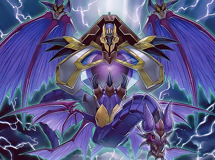 DDD Super Doom King Purplish Armageddon by Yugi-Master