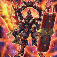 DDD Flame High King Genghis