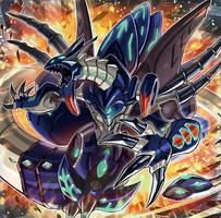 Topologic Gumblar Dragon by Yugi-Master