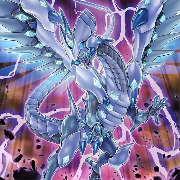 Blue-Eyes Chaos Dragon by Yugi-Master