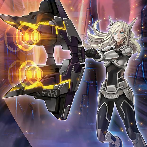 Sky Striker Mecha - Shark Cannon by Yugi-Master