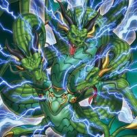 Thunder Dragon Lord by Yugi-Master