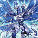 Trishula, the Ice Prison Dragon