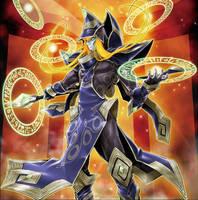 Quintet Magician by Yugi-Master