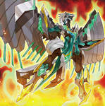 Salamangreat Emerald Eagle
