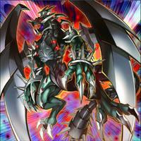 Dark Armed, the Dragon of Annihilation by Yugi-Master