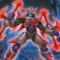 Xtra HERO Crossguy by Yugi-Master