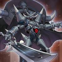 Destiny HERO - Dominateguy by Yugi-Master