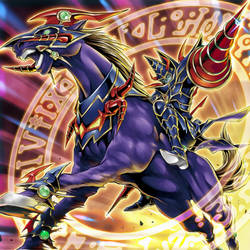 Dark Cavalry by Yugi-Master